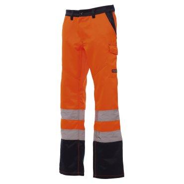 Pantalón de alta visibilidad multibolsillos hombre CHARTER/WINTER PAYPERWEAR