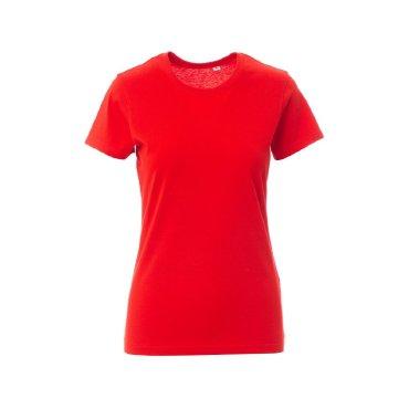 Camiseta básica mujer FREE PAYPERWEAR