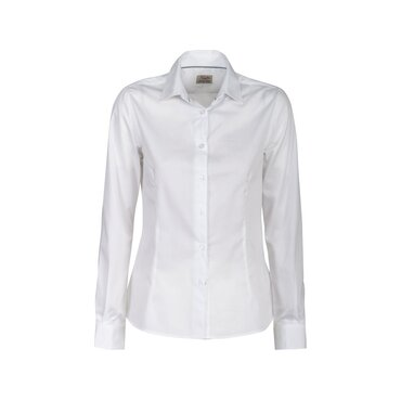 Camisa de vestir mujer POINT SHIRT LADY PRINTER