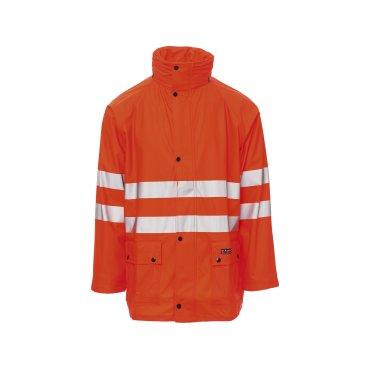 Chaqueta para lluvia de alta visibilidad hombre RIVER-JACKET PAYPERWEAR