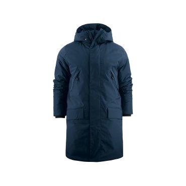 Abrigo de invierno con capucha hombre BRINKLEY JAMES HARVEST