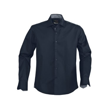 Camisa de manga larga Easycare hombre BALTIMORE JAMES HARVEST