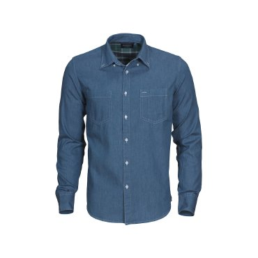Camisa vaquera de manga larga hombre JUPITER JAMES HARVEST