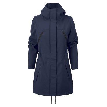 Abrigo de invierno con capucha mujer HURSTBRIDGE LADIES JAMES HARVEST