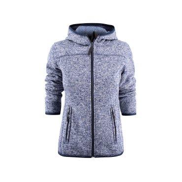 Chaqueta polar con capucha mujer SANTA ANA JAMES HARVEST