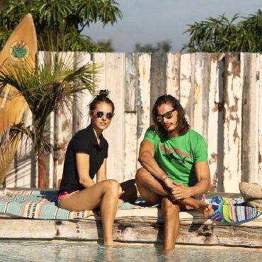 Polo piqué mujer SURF LIGHT RSX LADIES PRINTER