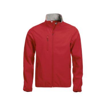 Chaqueta softshell hombre BASIC SOFTSHELL JACKET CLIQUE