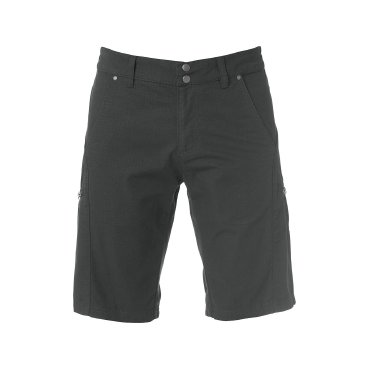 Pantalón corto multibolsillos unisex ZIP POCKET SHORTS CLIQUE