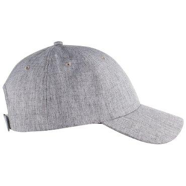 Gorra de beisbol unisex MELANGE CAP CLIQUE