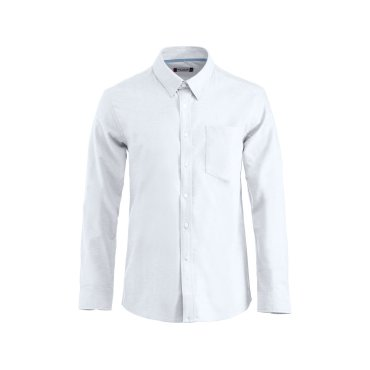Camisa oxford de manga larga Easycare hombre OXFORD CLIQUE