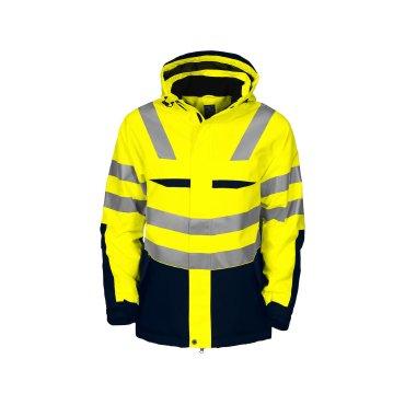 Chaqueta de alta visibilidad con capucha hombre 6418 PROJOB
