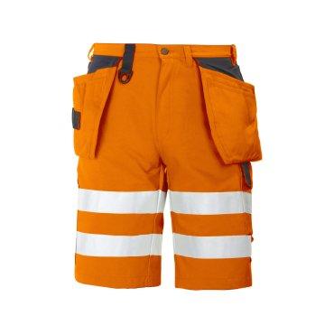 Pantalón corto de alta visibilidad hombre 6503 PROJOB