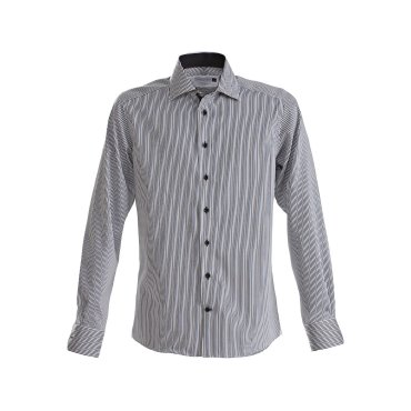 Camisa de rayas de manga larga hombre RED BOW 22 SLIM FIT HARVEST & FROST