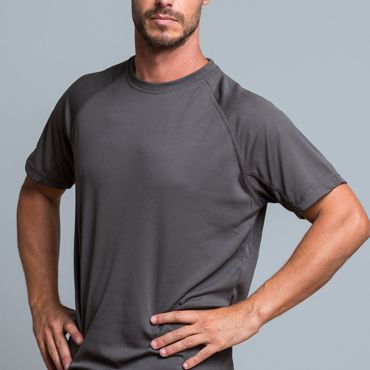 Camiseta deportiva hombre SPORT JHK T-SHIRT