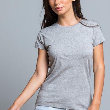 Camiseta básica mujer OCEAN JHK T-SHIRT