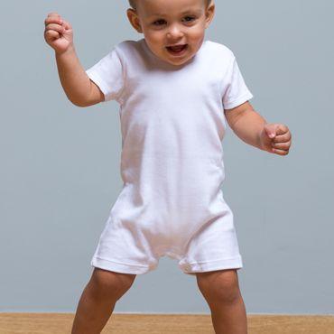 Body de bebe de manga corta niño PLAYSUIT JHK T-SHIRT