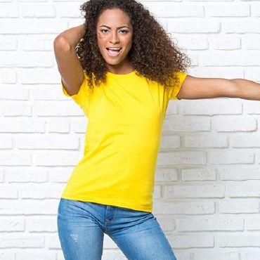 Camiseta básica mujer TSRL150 JHK T-SHIRT