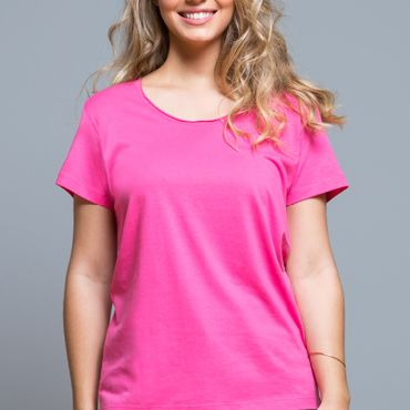 Camiseta básica mujer PALMA JHK T-SHIRT