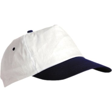 Pack 25 Uds Gorra 5 paneles unisex COMBI ROLY