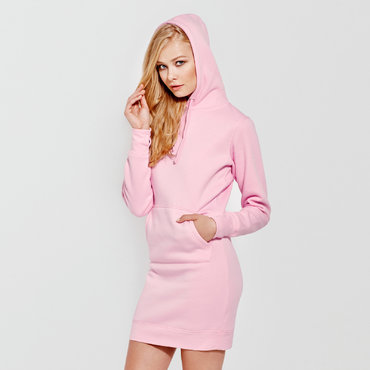 Sudadera con capucha extra larga mujer LUNETTA ROLY
