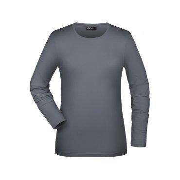 Camiseta básica manga larga mujer JN054 James Nicholson