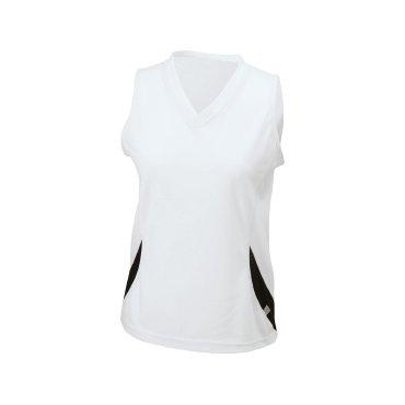Camiseta de running de tirantes mujer JN315 James Nicholson