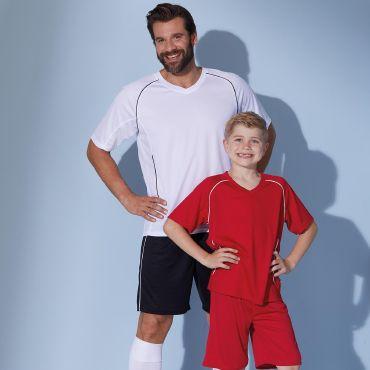 Camiseta de fútbol niño JN386K James Nicholson