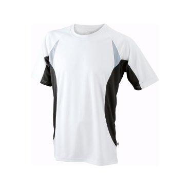 Camiseta de running hombre JN391 James Nicholson