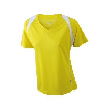 Camiseta de running mujer JN396 James Nicholson