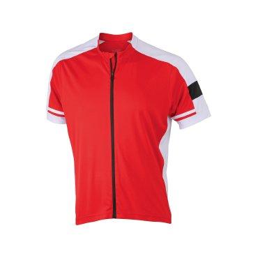 Maillot de ciclismo de manga corta hombre JN454 James Nicholson