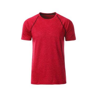 Camiseta de running hombre JN496 James Nicholson