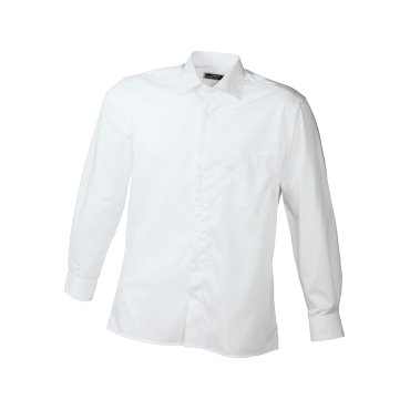 Camisa manga larga hombre JN606 James Nicholson