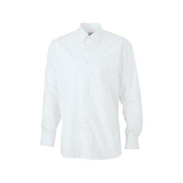 Camisa manga larga easy care hombre JN621 James Nicholson