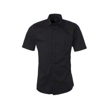 Camisa de manga corta easy care hombre JN680 James Nicholson