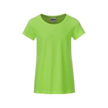 Camiseta orgánica mujer JN8007G James Nicholson
