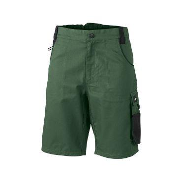 Pantalón corto de trabajo hombre JN835 James Nicholson