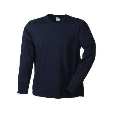 Camiseta básica manga larga hombre JN913 James Nicholson