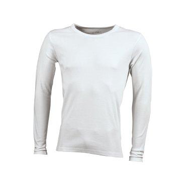 Camiseta básica manga larga hombre JN916 James Nicholson