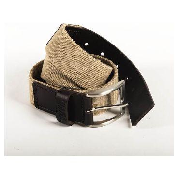 Cinturón de cinta beige hombre WATUSI CAPITAN DENIM - WATUSI