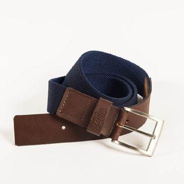 Cinturón de cinta marino hombre WATUSI CAPITAN DENIM - WATUSI
