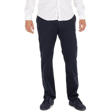 Pantalón chino marino hombre BERRY CAPITAN DENIM - WATUSI