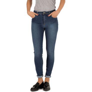 Vaqueros rusty blue jeans mujer DENVER CAPITAN DENIM - WATUSI