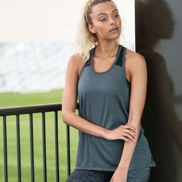 Camiseta técnica de tirantes mujer COOL SMOOTH AWDIS JUST COOL