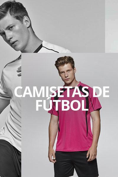 Camisetas de futbol baratas-low cost para hombre y niños con descuentos por  cantidad para bf02417243f45