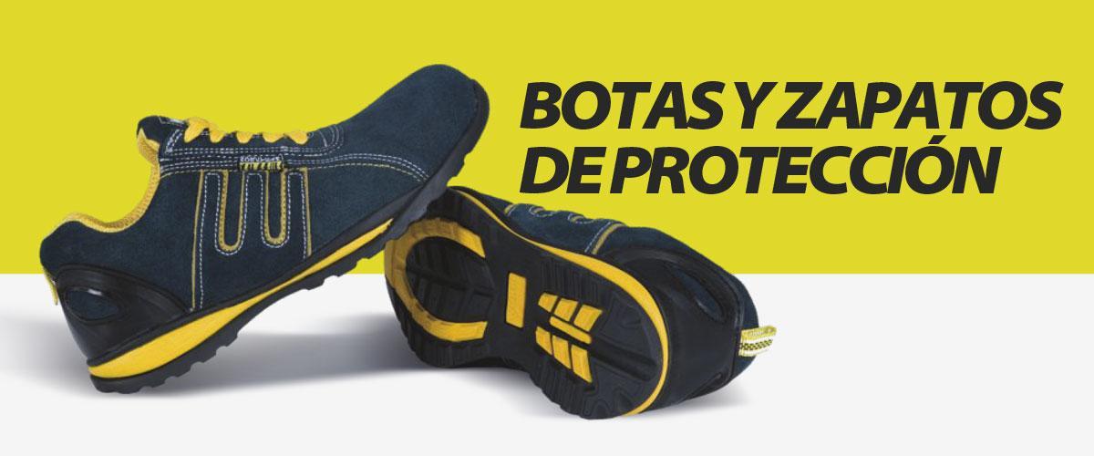 Botas y zapatos de protección laboral