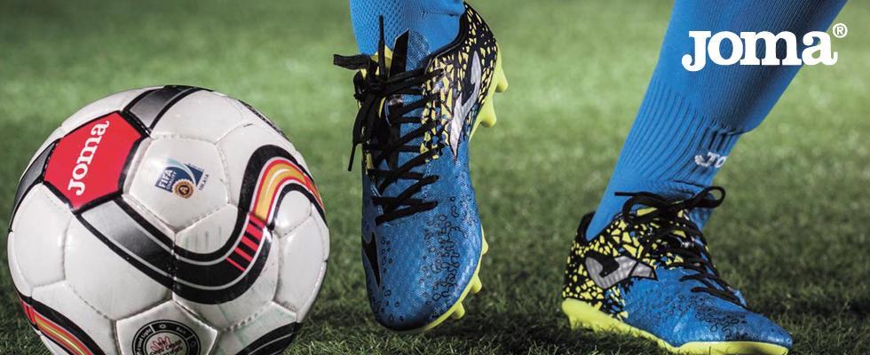 Botas de fútbol Joma con descuentos para hombre y niño