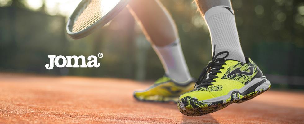 Zapatillas tenis padel joma baratas para hombre mujer y niño