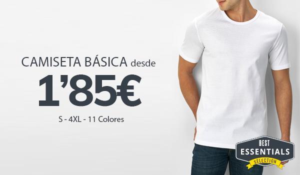 9b0911fc4f Bolso shopper barato · Camiseta hombre basica barata ...
