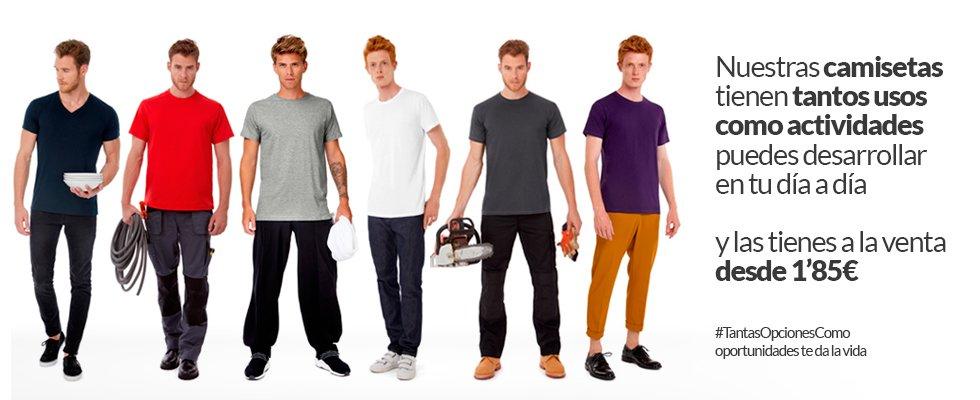 365beab017 Ropa barata online para vestir y personalizar